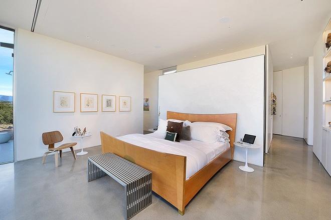 Có những căn phòng ngủ khiến bạn chẳng muốn rời chân nửa bước - Ảnh 4.