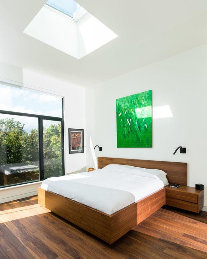 Có những căn phòng ngủ khiến bạn chẳng muốn rời chân nửa bước - Ảnh 6.