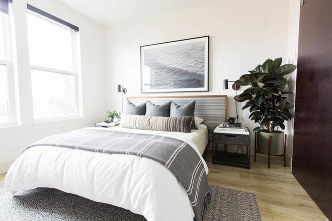 Có những căn phòng ngủ khiến bạn chẳng muốn rời chân nửa bước - Ảnh 9.