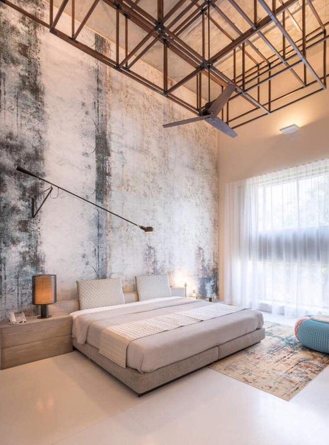 Có những căn phòng ngủ khiến bạn chẳng muốn rời chân nửa bước - Ảnh 10.