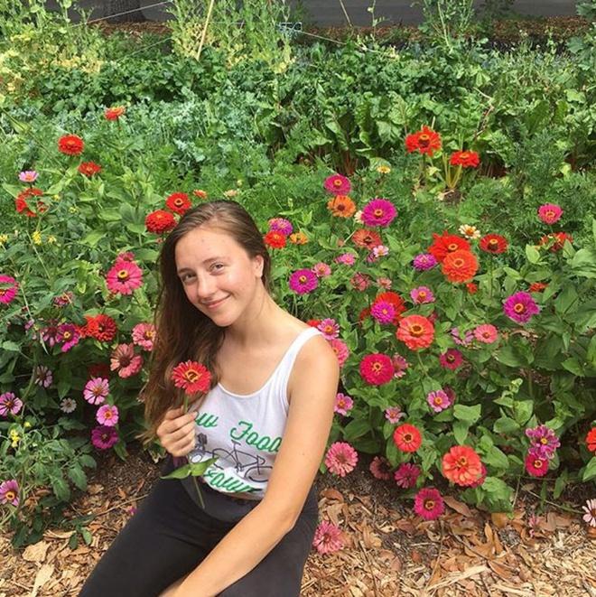 Khu vườn tạo cảm hứng cho hàng nghìn trẻ em yêu thích trồng trọt ở Mỹ - Ảnh 11.