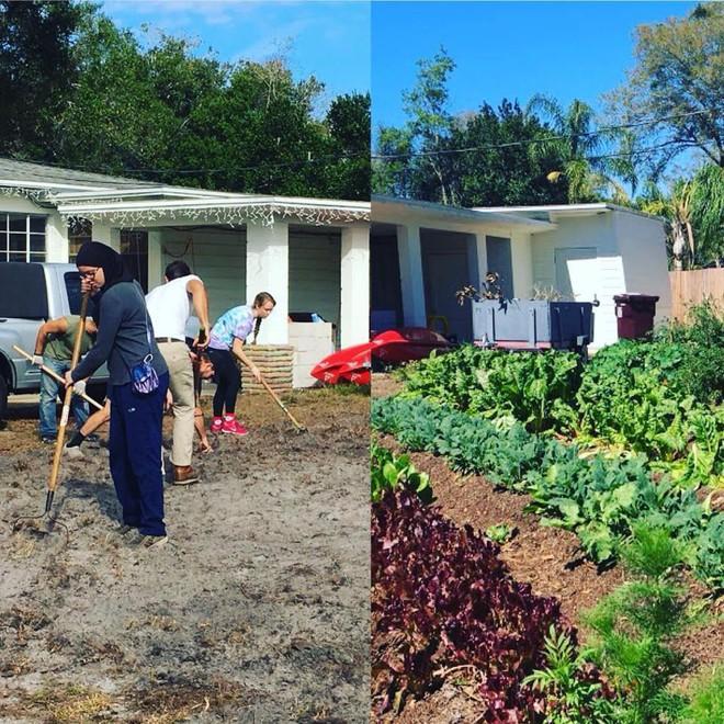 Khu vườn tạo cảm hứng cho hàng nghìn trẻ em yêu thích trồng trọt ở Mỹ - Ảnh 20.