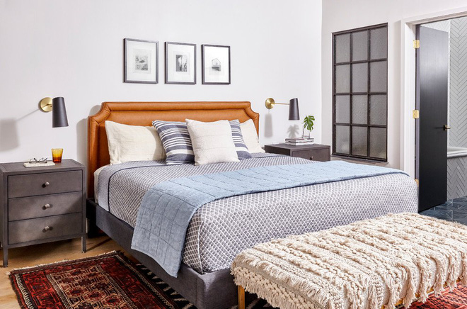 Chỉ liếc qua những không gian phòng ngủ này đủ khiến bạn thích mê rồi - Ảnh 2.