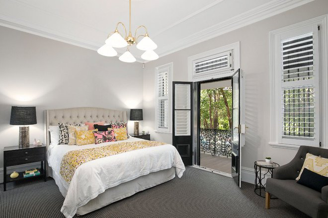 Chỉ liếc qua những không gian phòng ngủ này đủ khiến bạn thích mê rồi - Ảnh 4.