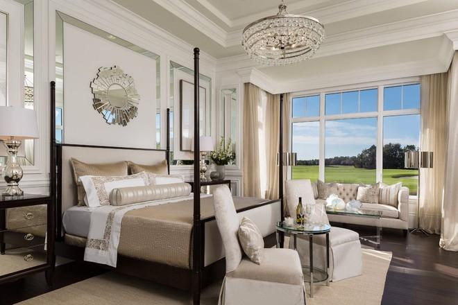 Chỉ liếc qua những không gian phòng ngủ này đủ khiến bạn thích mê rồi - Ảnh 8.