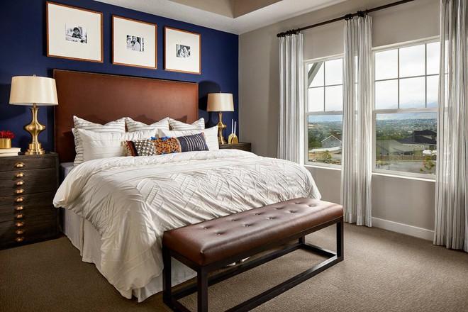 Chỉ liếc qua những không gian phòng ngủ này đủ khiến bạn thích mê rồi - Ảnh 12.