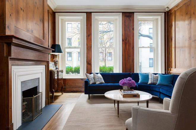 Lịm tim với những căn phòng khách kết hợp hài hòa giữa truyền thống và hiện đại - Ảnh 11.