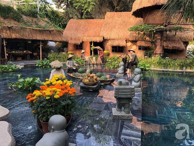 Thăm căn nhà vườn rộng đến 2000m² đậm chất quê của NTK Đinh Văn Thơ giữa lòng Sài Gòn - Ảnh 2.