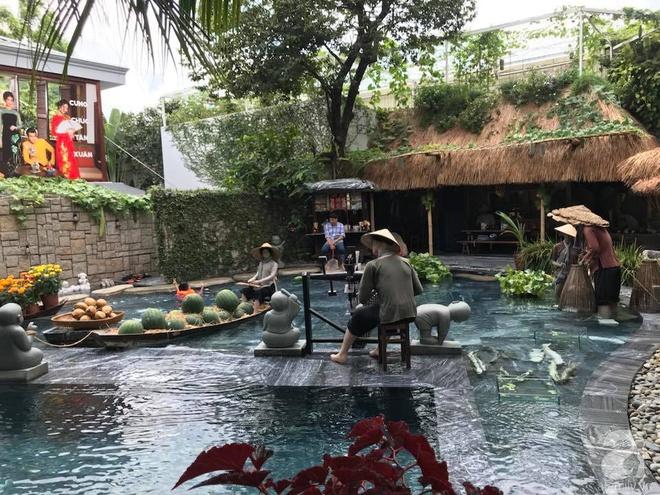 Thăm căn nhà vườn rộng đến 2000m² đậm chất quê của NTK Đinh Văn Thơ giữa lòng Sài Gòn - Ảnh 8.