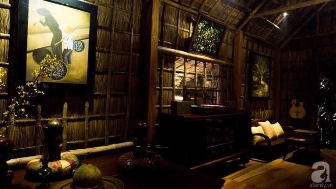 Thăm căn nhà vườn rộng đến 2000m² đậm chất quê của NTK Đinh Văn Thơ giữa lòng Sài Gòn - Ảnh 24.