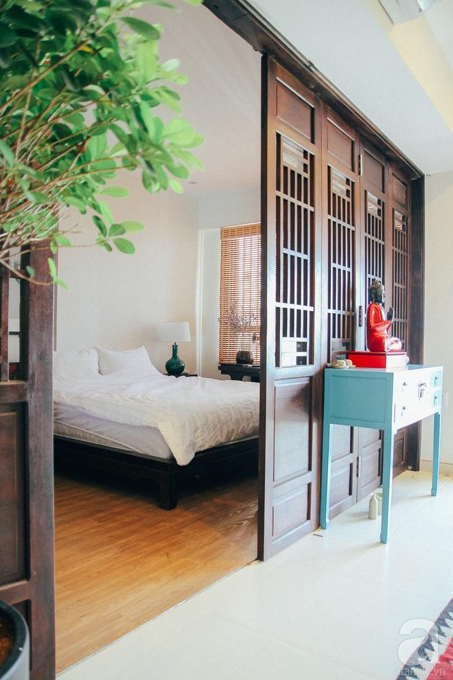 Phảng phất nét xưa trong căn hộ của người đàn ông yêu vẻ đẹp truyền thống Việt ở Sài Gòn - Ảnh 12.