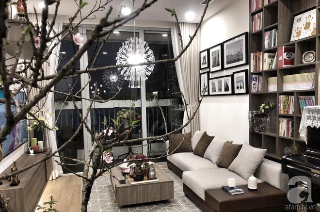 Tận hưởng cuộc sống đúng nghĩa trên tầng cao trong căn hộ nhỏ 72.6m² đẹp như căn hộ mẫu ở Hà Nội - Ảnh 4.
