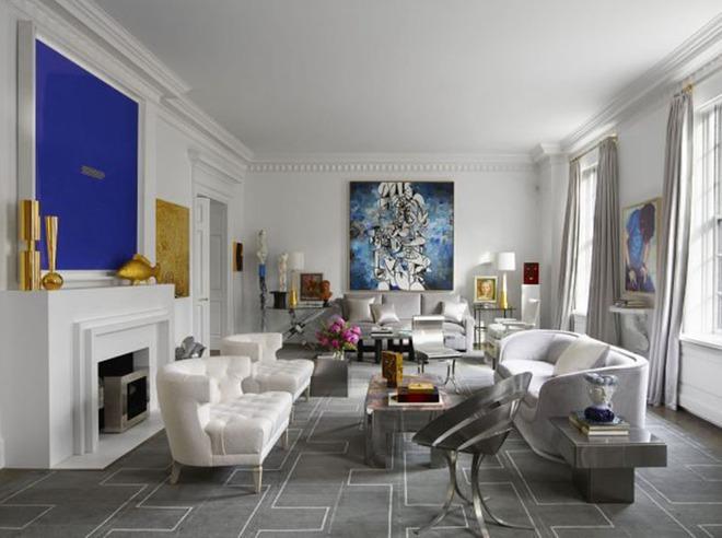 Sở hữu phòng khách khiến vạn người mê dễ dàng hơn nhiều nhờ những gợi ý này - Ảnh 5.