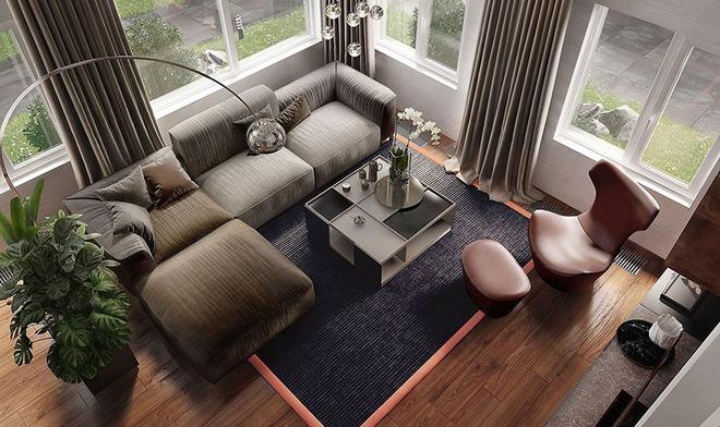 Sở hữu phòng khách khiến vạn người mê dễ dàng hơn nhiều nhờ những gợi ý này - Ảnh 7.