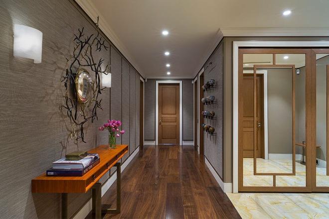 Vẫn chưa là quá muộn để tạo ấn tượng với khách đến nhà ngay từ hành lang - Ảnh 10.