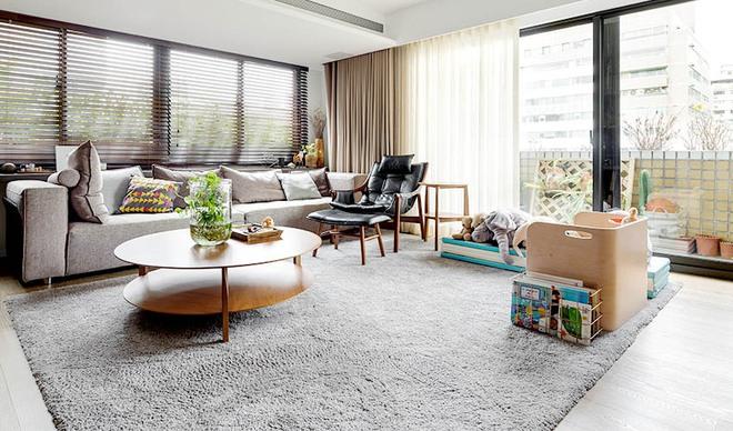 Căn hộ cuốn hút mọi ánh nhìn nhờ ưu ái thiết kế với chất liệu gỗ - Ảnh 2.