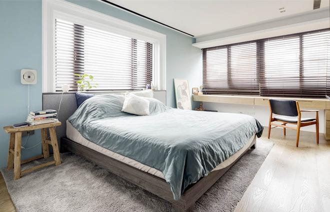 Căn hộ cuốn hút mọi ánh nhìn nhờ ưu ái thiết kế với chất liệu gỗ - Ảnh 10.