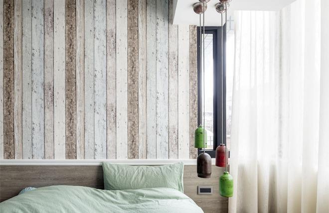 Căn hộ cuốn hút mọi ánh nhìn nhờ ưu ái thiết kế với chất liệu gỗ - Ảnh 14.