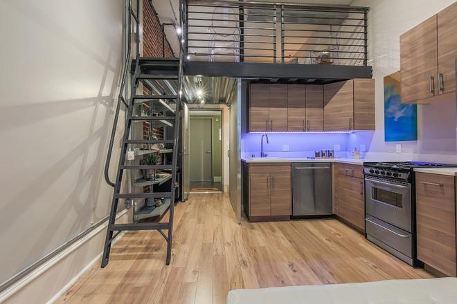 Cải tạo lại căn hộ chung cư, cô gái nhận được kết quả thật bất ngờ - Ảnh 3.