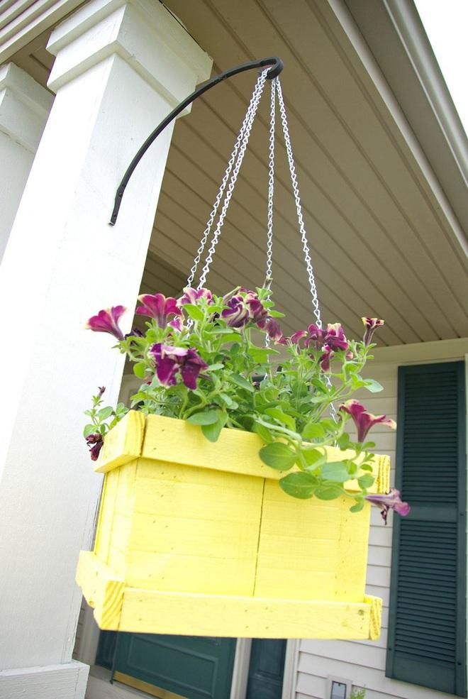 Trang trí nhà với bồn cây - giải pháp tiết kiệm nhưng khiến nhà đẹp bất ngờ - Ảnh 4.