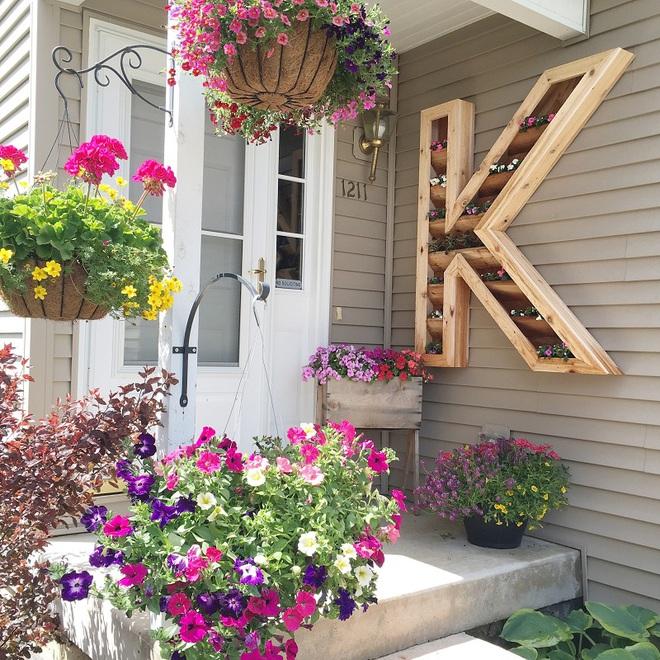 Trang trí nhà với bồn cây - giải pháp tiết kiệm nhưng khiến nhà đẹp bất ngờ - Ảnh 12.