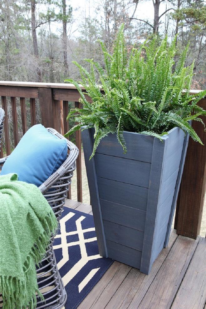 Trang trí nhà với bồn cây - giải pháp tiết kiệm nhưng khiến nhà đẹp bất ngờ - Ảnh 14.