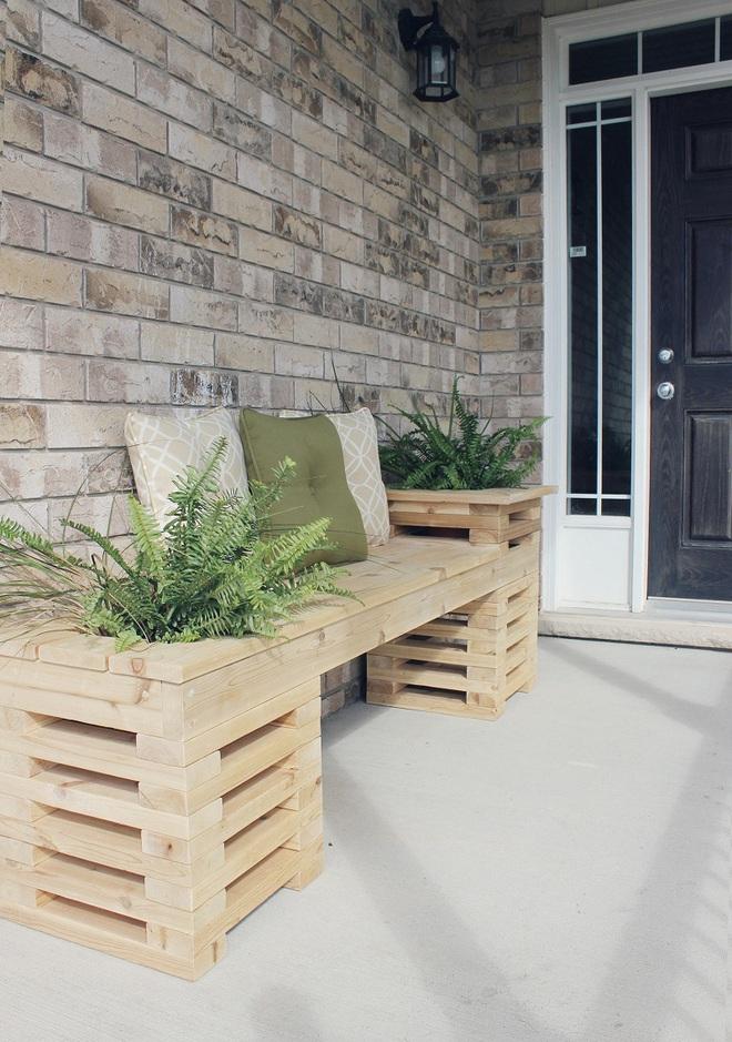 Trang trí nhà với bồn cây - giải pháp tiết kiệm nhưng khiến nhà đẹp bất ngờ - Ảnh 17.