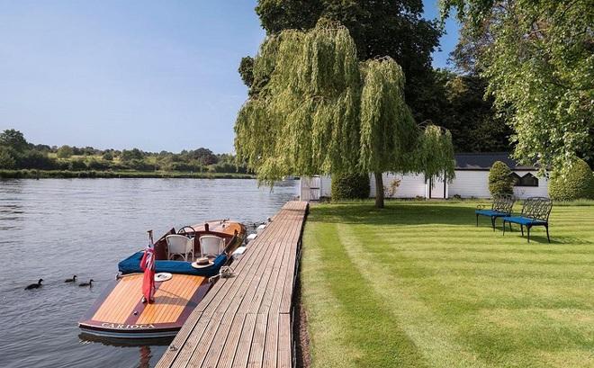 Toad Hall - ngôi nhà ven sông tuyệt vời dành cho những người yêu thiên nhiên - Ảnh 2.