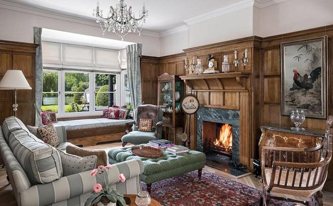 Toad Hall - ngôi nhà ven sông tuyệt vời dành cho những người yêu thiên nhiên - Ảnh 4.