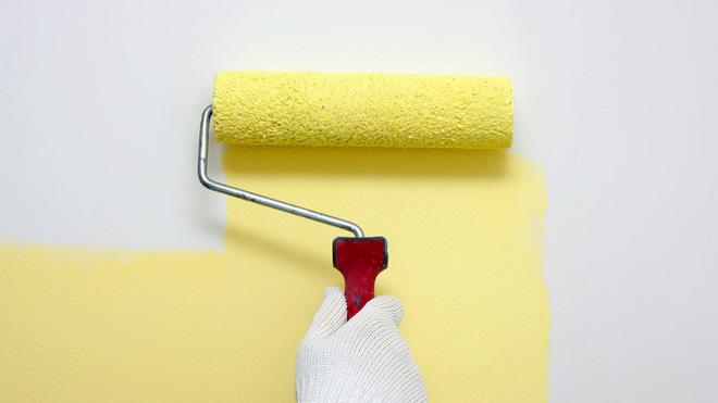 Sai lầm tai hại khi sơn tườh ai cũng nên biết để tránh xa - Ảnh 4.