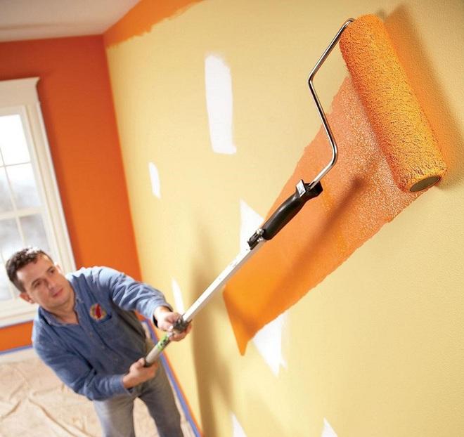 Sai lầm tai hại khi sơn tườh ai cũng nên biết để tránh xa - Ảnh 5.
