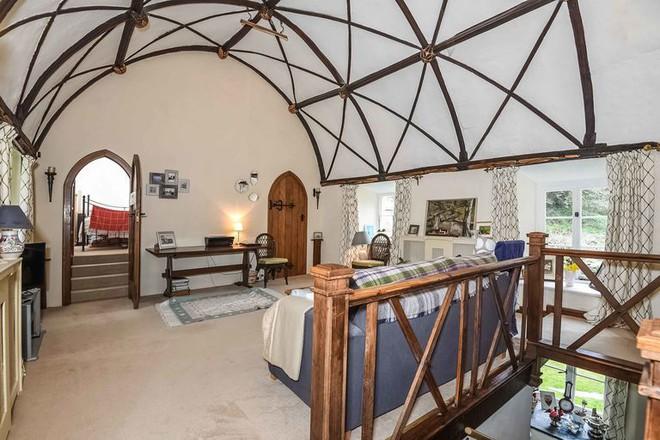 Chiêm ngưỡng ngôi nhà cổ duyên dáng nhất trong lịch sử ở Cornwall - khu du lịch nổi tiếng của nước Anh - Ảnh 6.