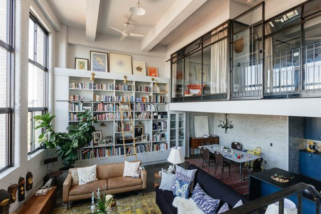 Căn hộ sở hữu tầng lửng thu hút vạn ánh nhìn ngay từ lần đầu tiên gặp gỡ - Ảnh 1.