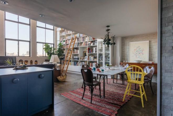 Căn hộ sở hữu tầng lửng thu hút vạn ánh nhìn ngay từ lần đầu tiên gặp gỡ - Ảnh 5.