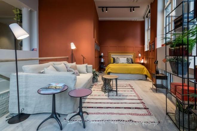 Khám phá vẻ đẹp đậm chất Địa Trung Hải trong căn hộ rộng tới 285m² - Ảnh 4.