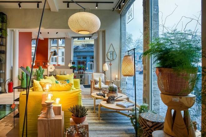 Khám phá vẻ đẹp đậm chất Địa Trung Hải trong căn hộ rộng tới 285m² - Ảnh 9.