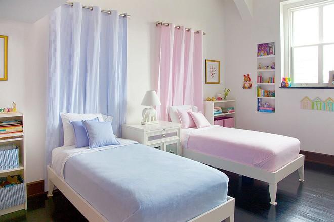 Mách bạn 5 cách thiết kế phòng ngủ chung cho các con khiến bé thích mê - Ảnh 2.
