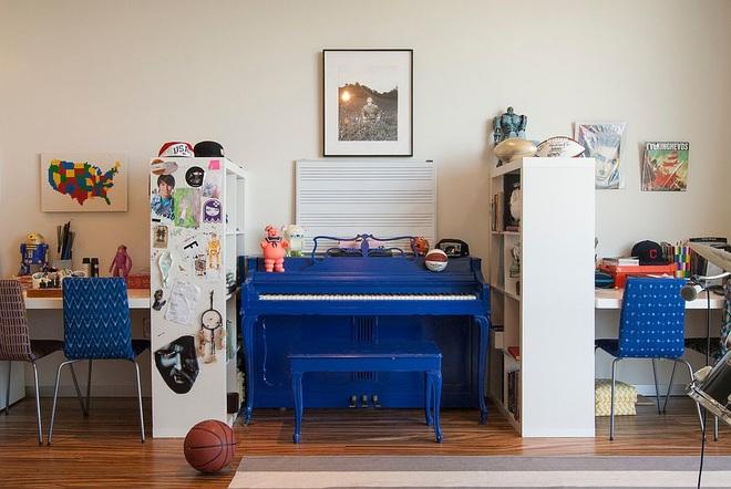 Mách bạn 5 cách thiết kế phòng ngủ chung cho các con khiến bé thích mê - Ảnh 5.