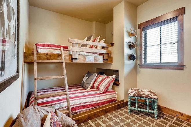 Mách bạn 5 cách thiết kế phòng ngủ chung cho các con khiến bé thích mê - Ảnh 7.