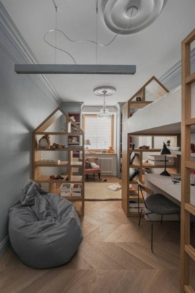 Mách bạn 5 cách thiết kế phòng ngủ chung cho các con khiến bé thích mê - Ảnh 10.