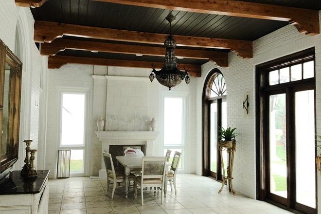 Đèn trần màu đen – thiết kế phù hợp các kiểu không gian sống - Ảnh 2.