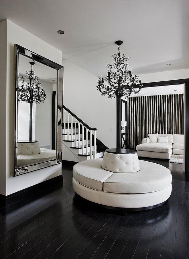 Đèn trần màu đen – thiết kế phù hợp các kiểu không gian sống - Ảnh 3.