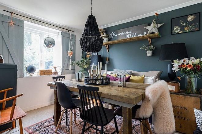 Đèn trần màu đen – thiết kế phù hợp các kiểu không gian sống - Ảnh 12.