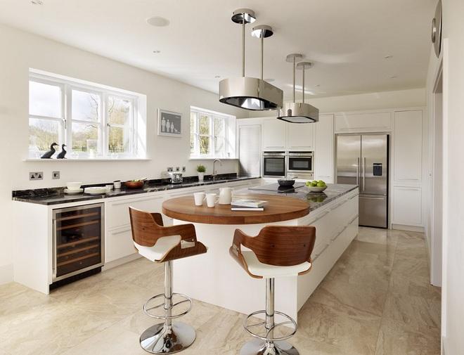 Nhanh tay cập nhật ngay xu hướng thiết kế phòng bếp xuân hè 2019 - Ảnh 7.