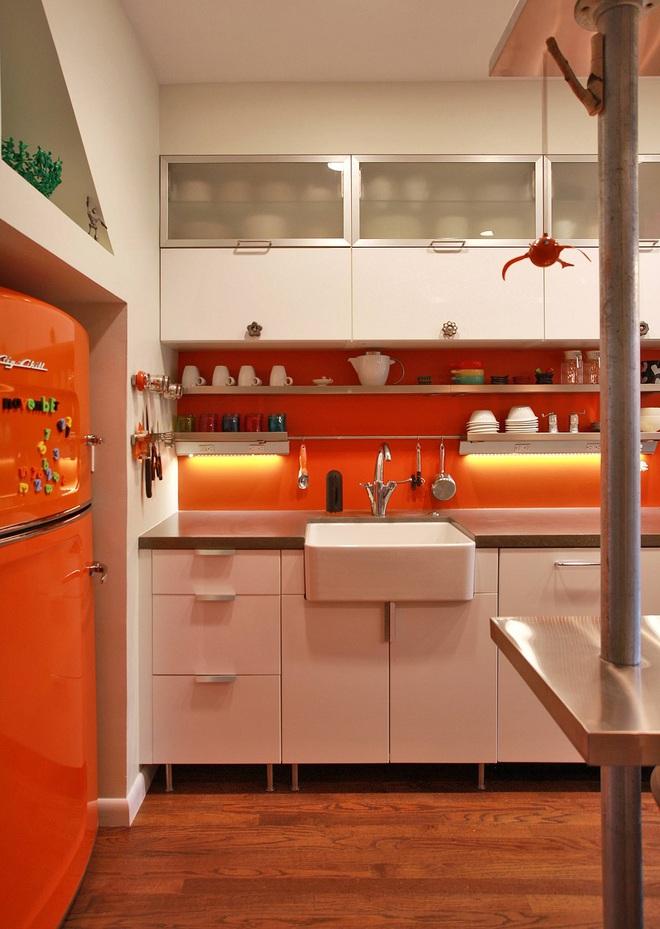 Nhanh tay cập nhật ngay xu hướng thiết kế phòng bếp xuân hè 2019 - Ảnh 9.