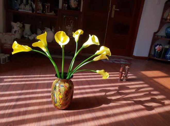 Không gian sống đẹp kiêu sa khi được trang trí với loài hoa rum đỏng đảnh - Ảnh 2.