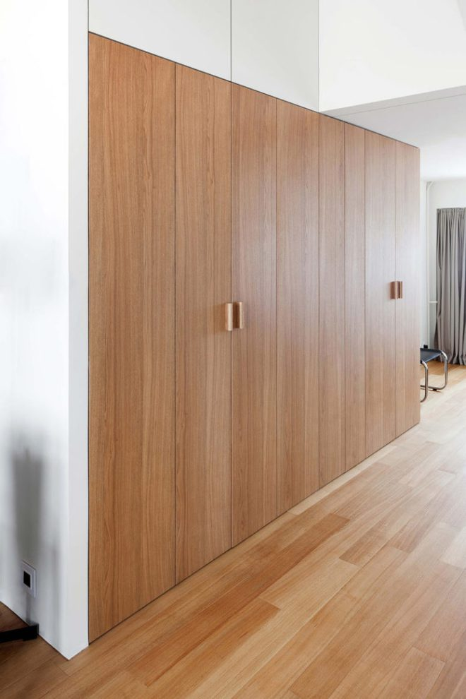 Căn hộ 33m² ấn tượng với những giải pháp tiết kiệm không gian thông minh - Ảnh 6.