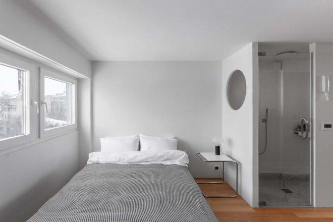 Căn hộ 33m² ấn tượng với những giải pháp tiết kiệm không gian thông minh - Ảnh 10.