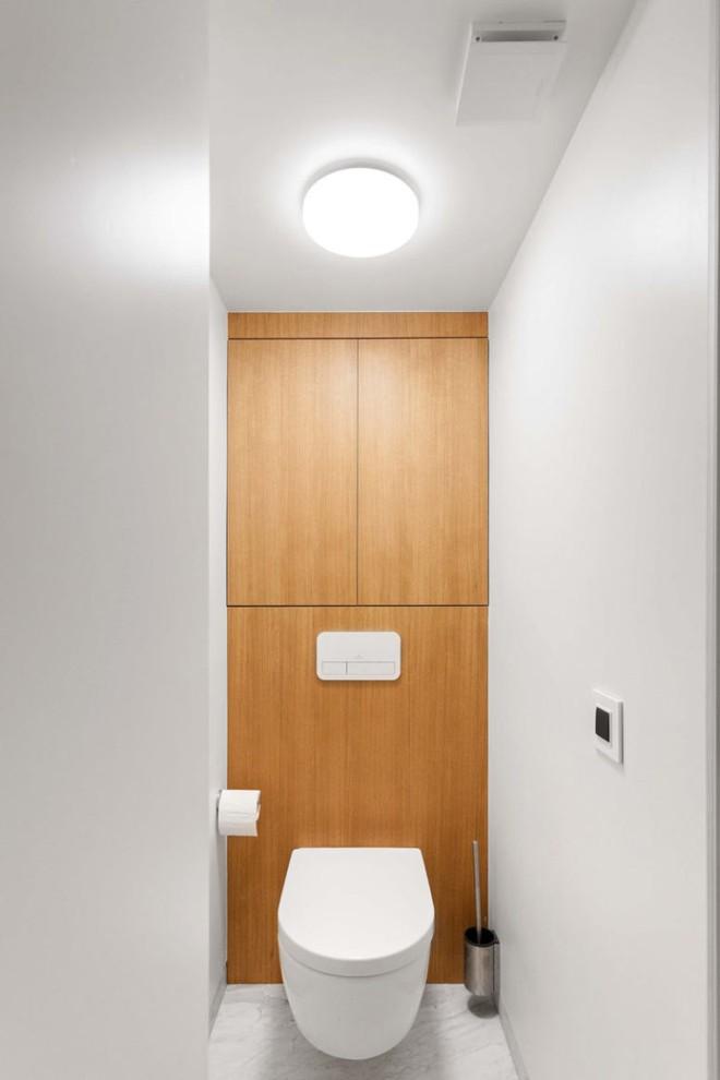 Căn hộ 33m² ấn tượng với những giải pháp tiết kiệm không gian thông minh - Ảnh 11.