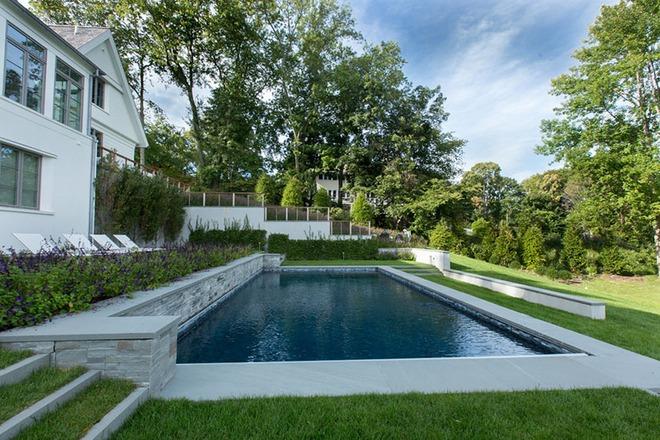 Những ngôi nhà sở hữu bể bơi ngoài trời đẹp đến lịm tim - Ảnh 13.